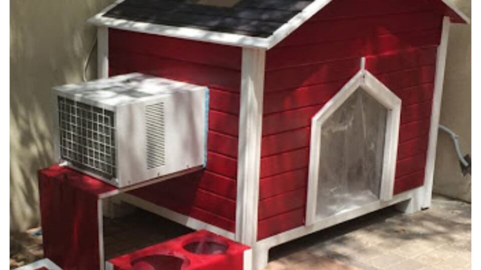 Dog House AC Unit: Small Air Conditioner for Dog Houses